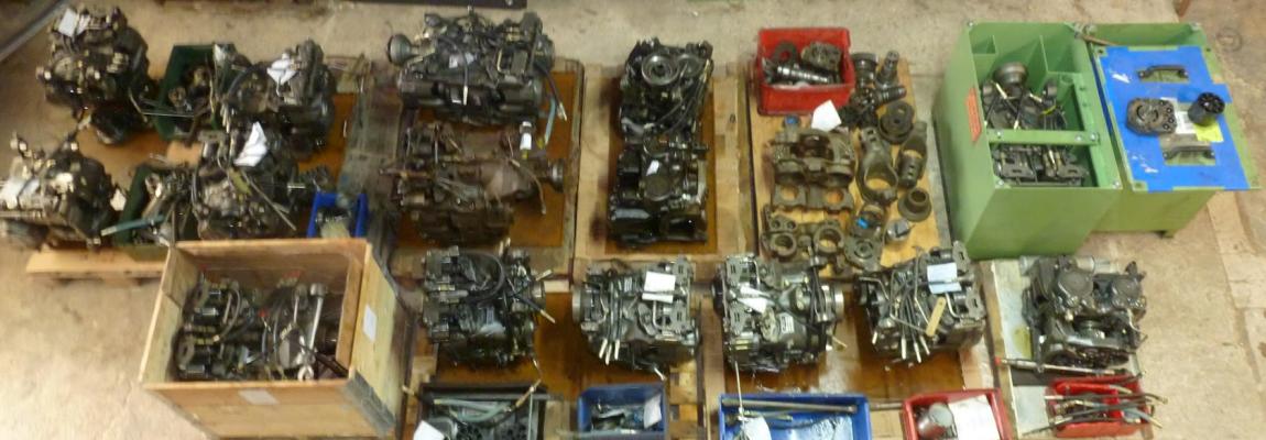 Réparation transmission vario fendt massey et autres marques